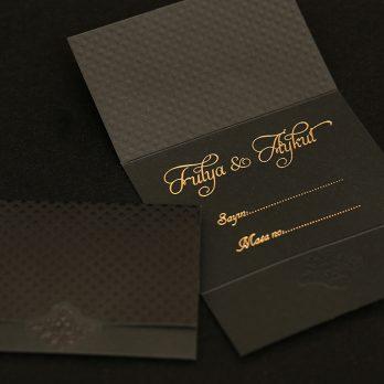 Siyah Kına kartları