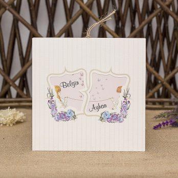Wedding Davetiye 8339