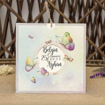 Wedding Davetiye 8355